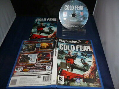 PS2 Cold Fear _ per Console Sony Play Station 2 – PAL ITA