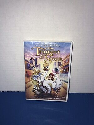 Trumpet of the Swan (DVD, 2001) Brand New sealed