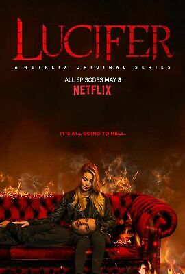 Lucifer - Season 4 - Region 1 DVD