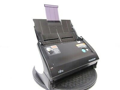 T423    Fujitsu ScanSnap S500 Instant PDF Sheet-Fed Scanner No Power Adapter