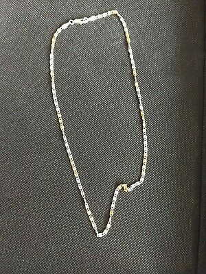 Stainless steel chain necklace women