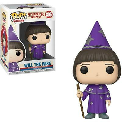 Stranger Things #805 - Will the Wise - Funko Pop! Television (Brand New)