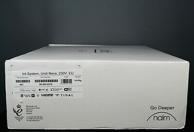 Naim Uniti Nova Audiophile All-in-one Player. Worldwide shipping