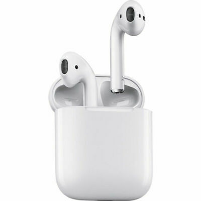 Apple AirPods Wireless Bluetooth Headphones - White (MMEF2AM/A)