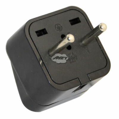 US USA UK JP HK to EU Euro Plug AC Power 2 Pins Travel Charger Adapter Converter