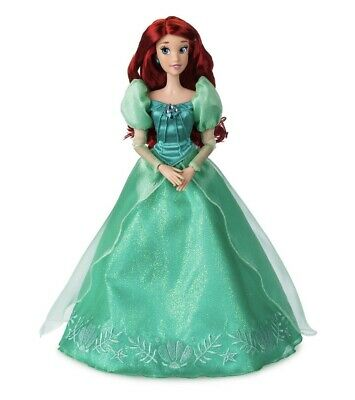 Disney Parks 30th Anniversary Diamond Collection Limited Edition Ariel Doll