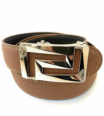 Womens Designer Belts Silver Automatic Leather Belt For Ladies Gift Women Auto