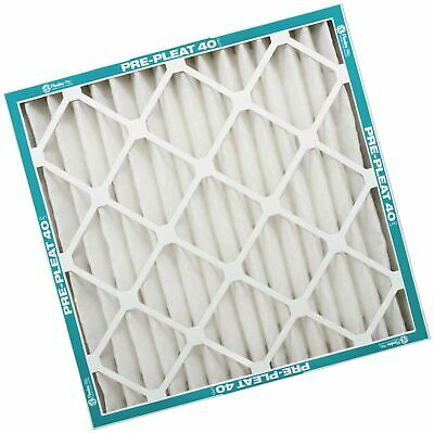 MERV 8 6-Pack Flanders Corporation 80055.041625 NaturalAire Pre-Pleat 40 Air Filter 16 x 25 x 4-Inch