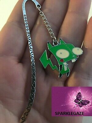 Brand New 2019 Green Anime Bookmark Aus Seller
