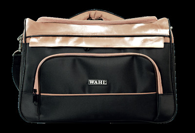 Wahl Session Tool Carry Bag - Rose Gold