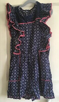 BNWT Girls Playsuit By Dunnes Age 8 (7-8 Years) - RRP £12