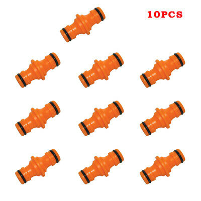 Quick Hose Connector Fitting Garden Yard Lawn Water Pipe Joiner Coupler Adaptor