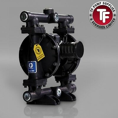"1"" Graco Husky 1050 Air Diaphragm Pump ATEX (Sant/PTFE/Sant) - 647117"