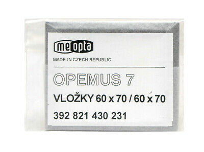 Meopta 6x7 Inserts For Opemus 7