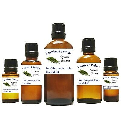 Cypress Organic 100% Pure Therapeutic Grade Essential Oil  Buy 3 get 2 Free 10%