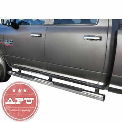 APU Summit Running Boards Stainless Steel fits 2007 2020 Tundra