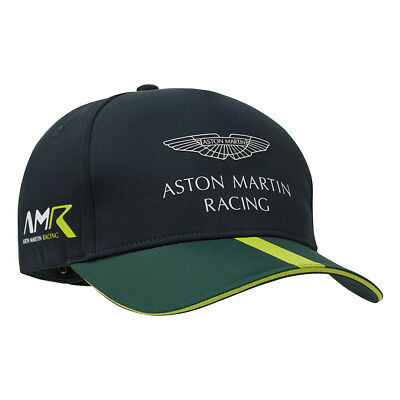 Aston Martin Racing Childrens Team Cap Le Mans Kids Hat Headwear