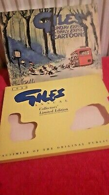 Giles 1948 Annual- Collectors' Limited Edition #07007 FACSIMILE LIMITED EDITION