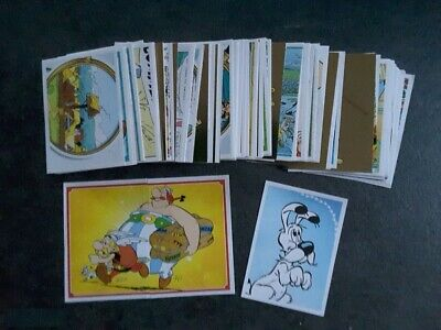 Lot 60 Stickers différents - Collector 60 ans ASTERIX PANINI Carrefour - NEUF
