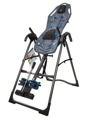 BRAND NEW! Teeter FitSpine X3 Inversion Table - X3B - w/Back Pain Relief DVD