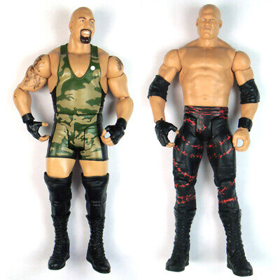 2x WWE Big Show & Kane Wrestling Action Figure Child Youth Kid Toy