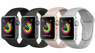 Apple Watch 42mm Series 3 GPS Only with Sport Band MQL12LL/A
