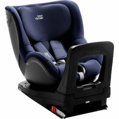 Britax DualFix M i-Size Car Seat - Moonlight Blue