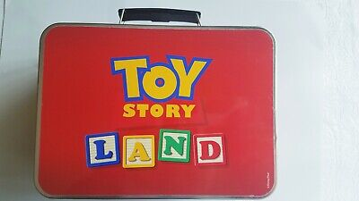 BACK TO SCHOOL Toy Story Metal/Thermoses Lunch Box - $14 99