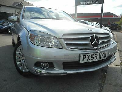 Mercedes-Benz C Class C220 CDI BLUEEFFICIENCY ELEGANCE Only 40000 with FSH 1 Own