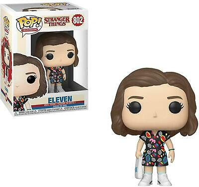 Stranger Things #802 - Eleven Mall Outfit - Funko Pop! Television (Brand New)