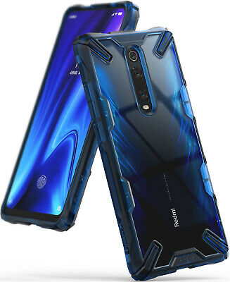For Xiaomi Mi 9T / 9T Pro | Ringke [FUSION-X] Clear Back Shockproof Cover Case
