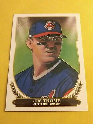 2018 Topps Gallery Hall Of Fame Jim Rhone HOF-19
