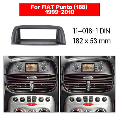 Onwijs FIAT PUNTO Car Radio Stereo Cd Player With Code Made By Blaupunkt CF-06