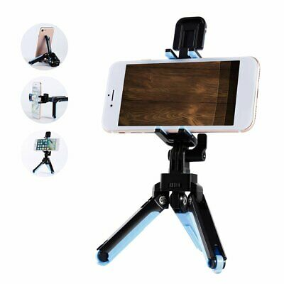 Flexible Mini Mobile Phone Tripod Stand Grip Holder Mount For Camera iPhone UK