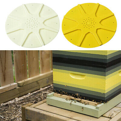 8 Ways Bee Escapes Disc Beehive Door Gate Beekeeping Equipment Beekeeper Tool