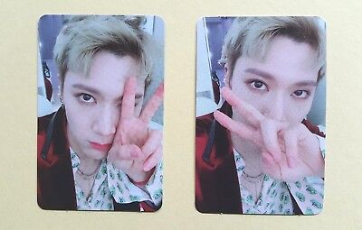 NCT 2018 Empathy Official Photocard Photo Card -  TEN  (Reality + Dream Ver.)