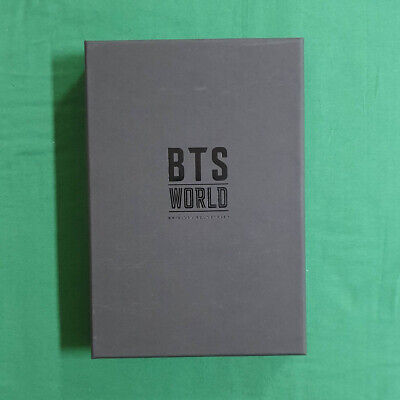[Pre-Owned / No Photocard] BTS World OST - CD / Booklet