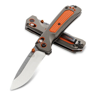 Benchmade Grizzly Ridge Dr Axs Folder Dd Hunt 15061