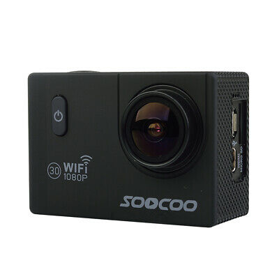 SOOCOO C10S Sport Action Camera Wifi HD 12MP Videocamera DV Impermeabile 30M