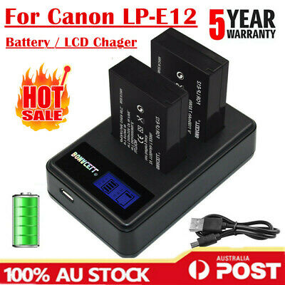 2X NP-BX1 Battery / LCD Charger for Sony Cyber-Shot DSC-RX100 II III HDR-AS100V