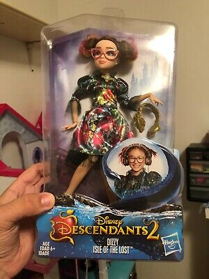 Disney's descendants dizzy I'll of the lost doll