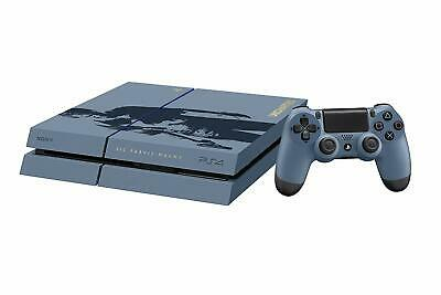 SEHR GUT: PlayStation 4 Konsole 1 TB Uncharted 4 A Thief's End Design ohne Spiel