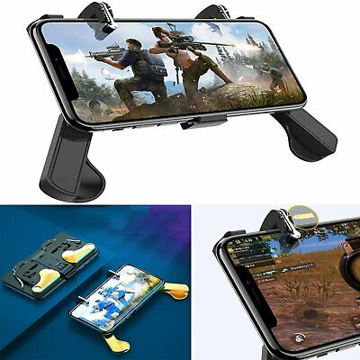 PUBG Mobile Trigger Game Fire Button Gamepad Joystick Controller for Android IOS