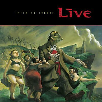 Live - Throwing Copper (25th Anniversary) [CD] Sent Sameday*