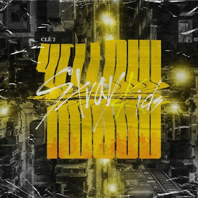 Stray Kids Cle 2 : Yellow Wood - Limited/Normal ver (incl.Pre-order Benefits)