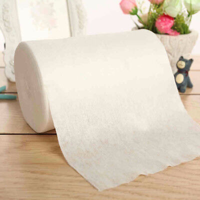 1 Roll Baby Flushable Disposable Cloth Nappy Diaper Bamboo Liners 100 Sheets