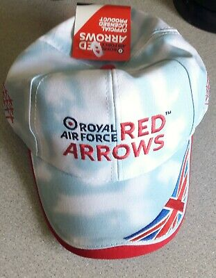 01edf9019 ROYAL AIR FORCE Red Arrows Cap & Ski Hat -Choice Of 6- Official ...