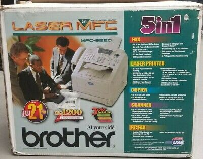 BROTHER MFC 8220 USB PRINTER DRIVERS
