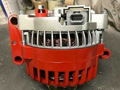 250AMP High Amp Red Alternator Ford F250 F350 F450 F550 6.0 v8 2003-2004