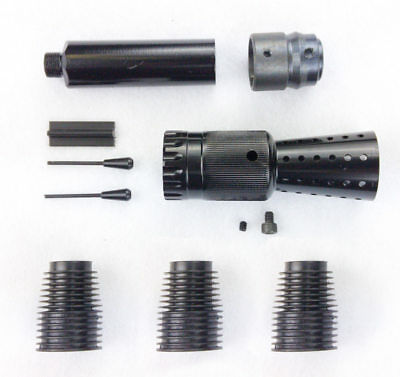 Han Solo DL-44 Blaster DIY Barrel Flash Hider Cylinder Greeblie Kit New
